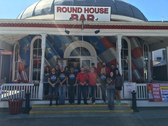 Round House Bar: Whiskey Light Celebration