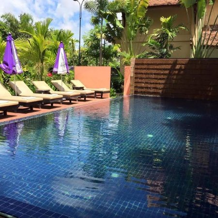 Malika d'Angkor Boutique Hotel Photo