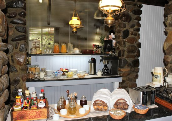 Sabie, Sudáfrica: Breakfast Buffet