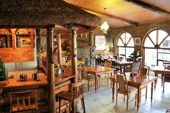Sabie, Sudáfrica: Dinng Room and Wine Bar