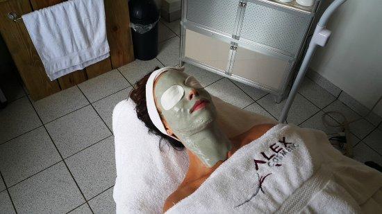 Paradera, Aruba: Treatment room