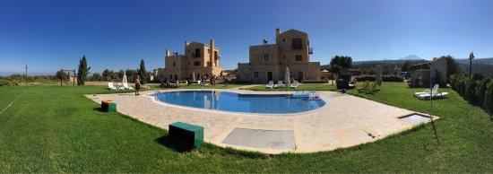 Ktima Arodamos Villas照片