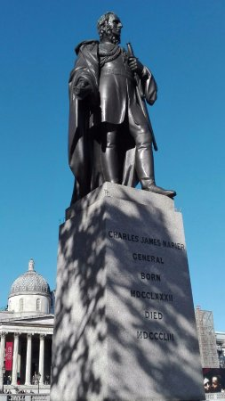 Statue of Charles James Napier
