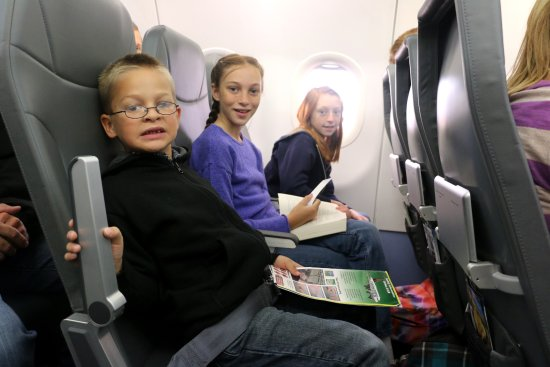 Frontier Airlines Our Children