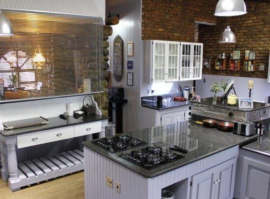 Sabie, Sydafrika: Kitchen