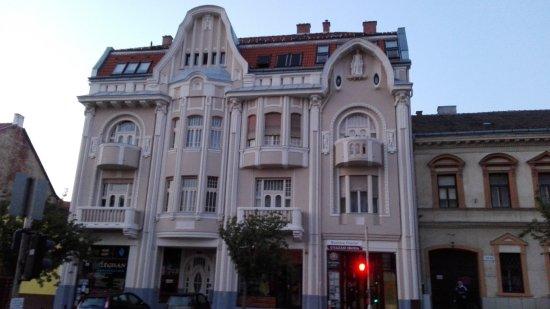 Nagykanizsa, Hungría: Panoramica