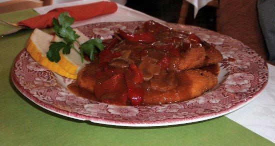 Niederfell, Allemagne : Zigeuner Schnitzel