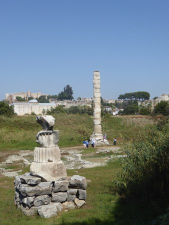 ‪The Temple of Artemis‬