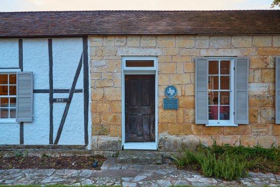 Historic German Sunday House Picture Of Fredericksburg Inn