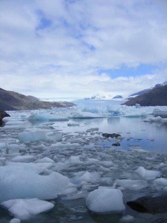 Tortel, Чили: Glaciar Montt
