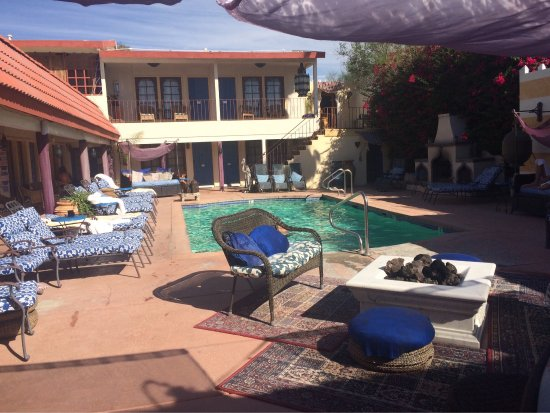 El Morocco Inn & Spa: Boutique charm at a Best Western price