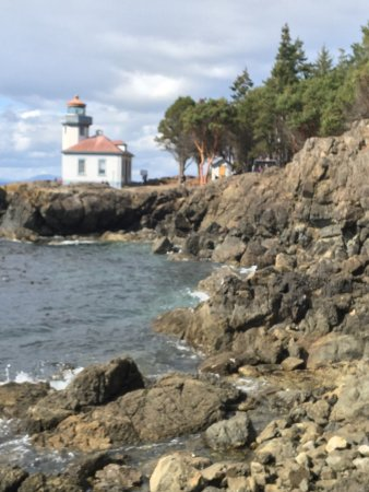 Lime Kiln Point State Park Interpretive Center : photo0.jpg