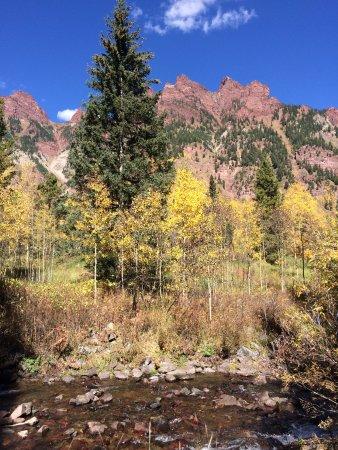 Maroon Bells Creek Trail - Picture of Maroon Creek Trail