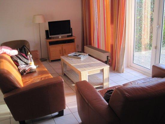 Beach Resort Makkum Wohnzimmer 1 Ohne Teppich