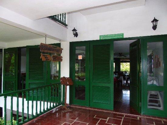 Las Terrazas, Kuba: Restaurante del Hotel