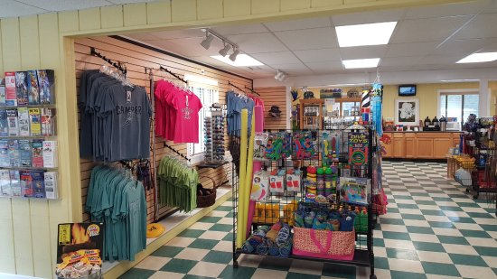 Wilmington KOA: General Store