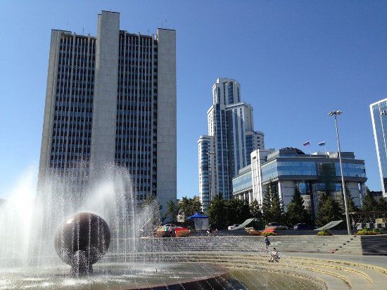 Oktyabrskaya Square