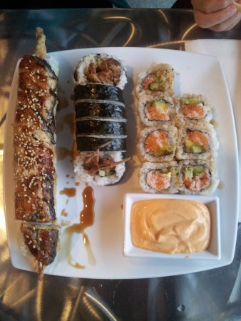 Trapper's Sushi - Bonney Lake