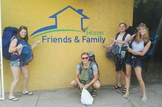 Friends and Family Hostel