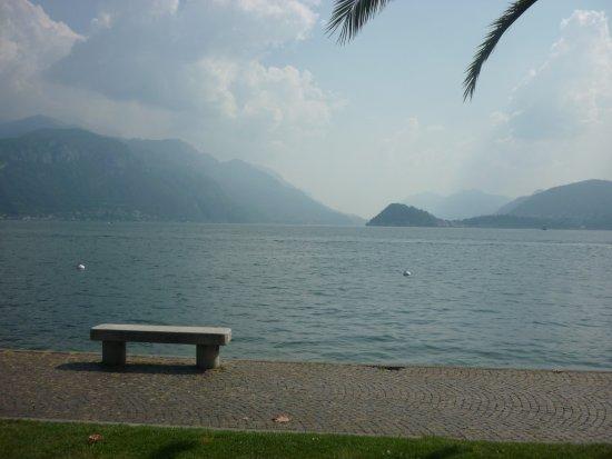 Hotel Villa Edy: the lovely lake