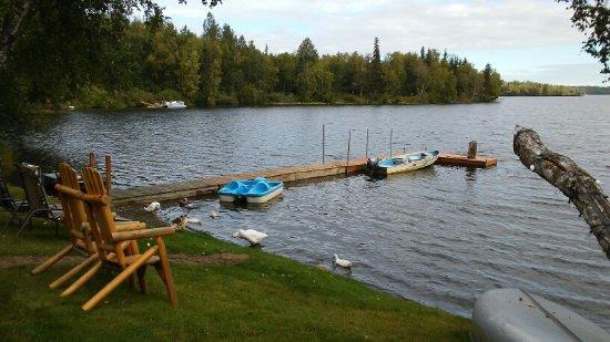 Nikiski, AK: boat dock