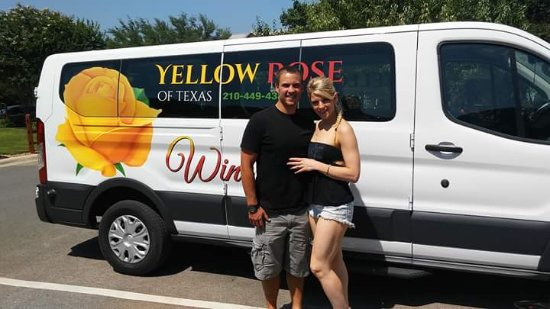 Yellow Rose Of Texas Wine Tours