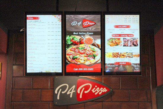p4pizza inside pizza calzone chicken wings ribs chicken fingers french