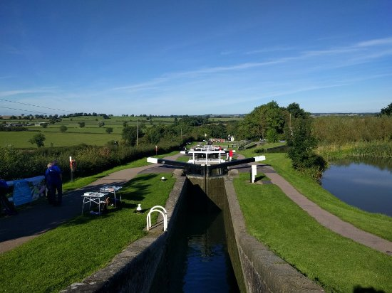 ‪Foxton Locks‬