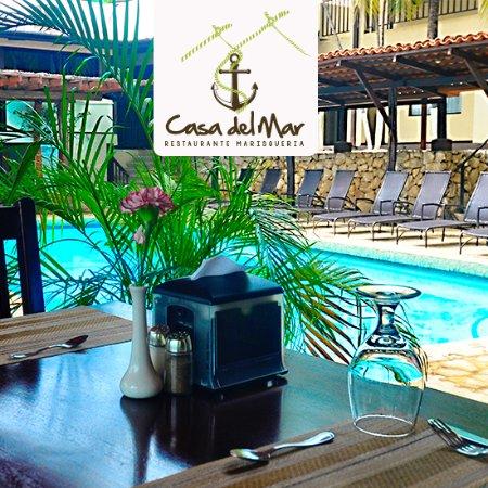 Hotel Coco Beach & Casino: Restaurante Casa del Mar