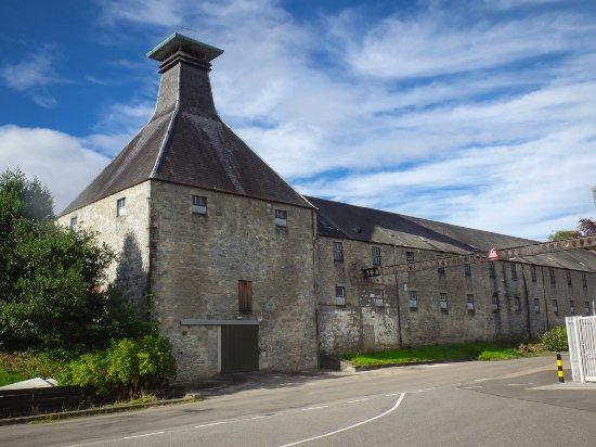 Mortlach Distillery on Alistair's walking tour