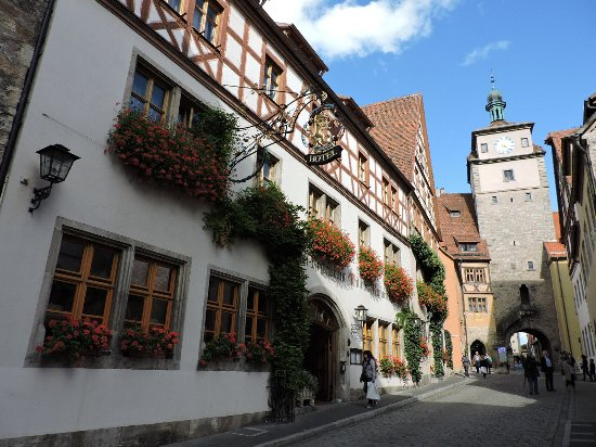Siebersturm in rothenburg ob der tauber picture of siebers tower rothenburg tripadvisor - Rothenburg ob der tauber alemania ...