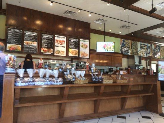 Corner Bakery Cafe Plano Tx