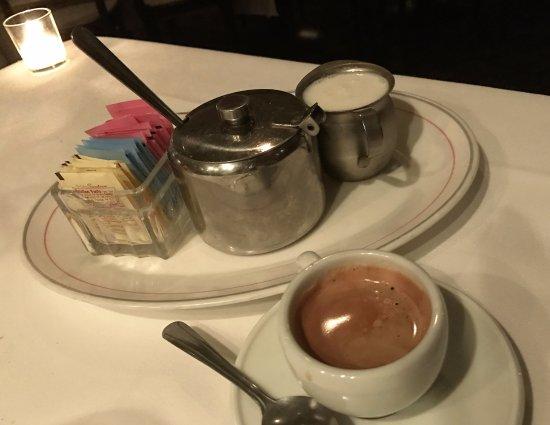 La Cipollina: Espresso