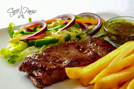 Jinotepe, Nicaragua: Churrasco Steak