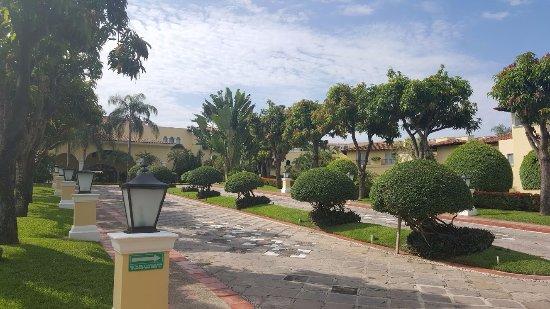 Casa Velas: Entrance