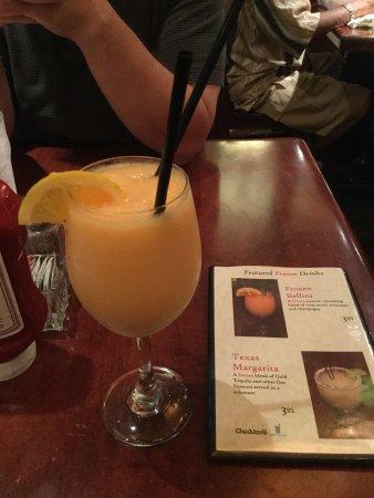 Cheddar's: Mango Margarita YUMMY