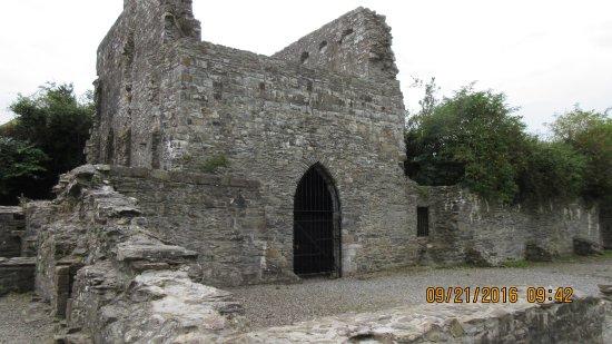Drogheda, Ireland: Living quarters