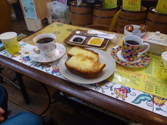 Coffee Roast Vivace: コーヒー&トースト