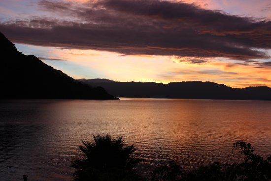 Lake Atitlan, Guatemala: Sunrise views - worth getting up early for!