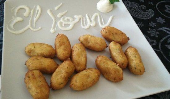 Restaurante Bar El Forn : La imagen de marca que no falte