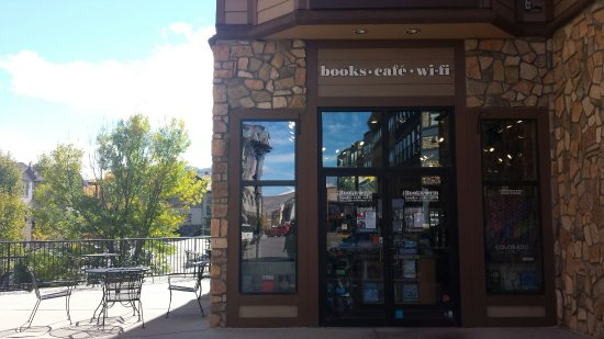 Edwards, CO: The  Bookworm