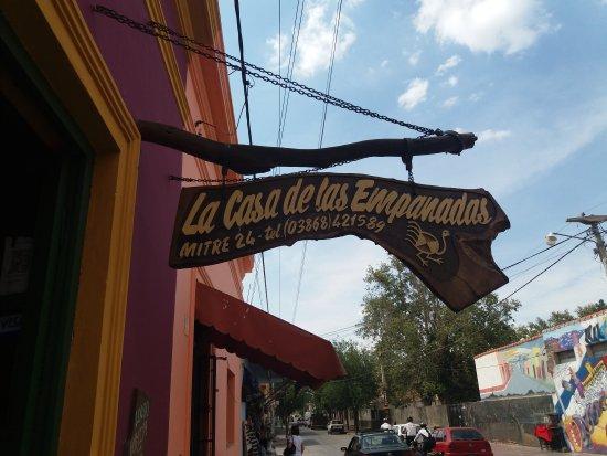 La Casa de las Empanadas Cafayate: 20161001_151500_large.jpg