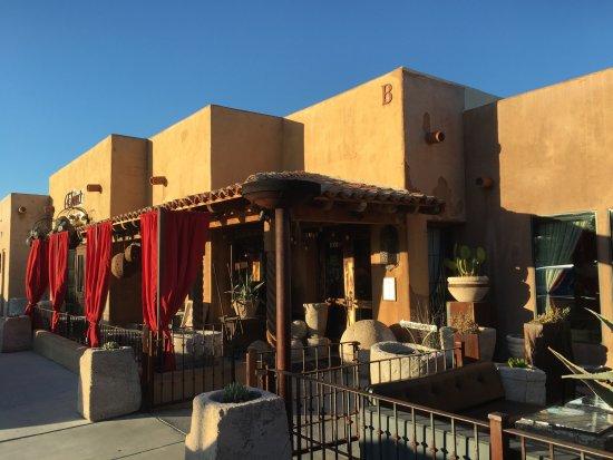 Elvira's in Tubac AZ