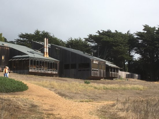 The Sea Ranch, CA: Sicht auf das Hotel