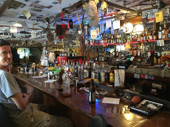 Chloride, AZ: Authentic bar!