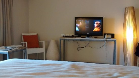 Mindarie, Australia: Spa room decor