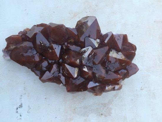 Shuniah, Canada: Diamond Willow Amethyst Mine
