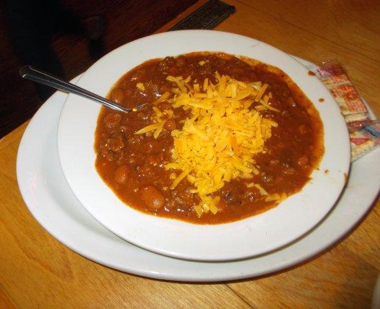 Texas Roadhouse : Bowll of chili