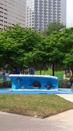 Bayfront Park: parquinho