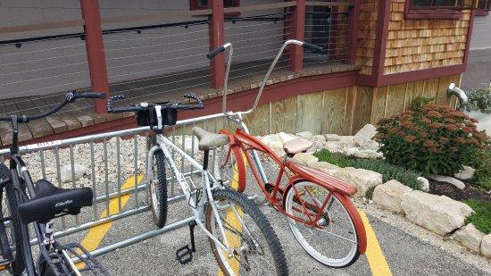 Baileys Harbor, Ουισκόνσιν: Ape Hangers